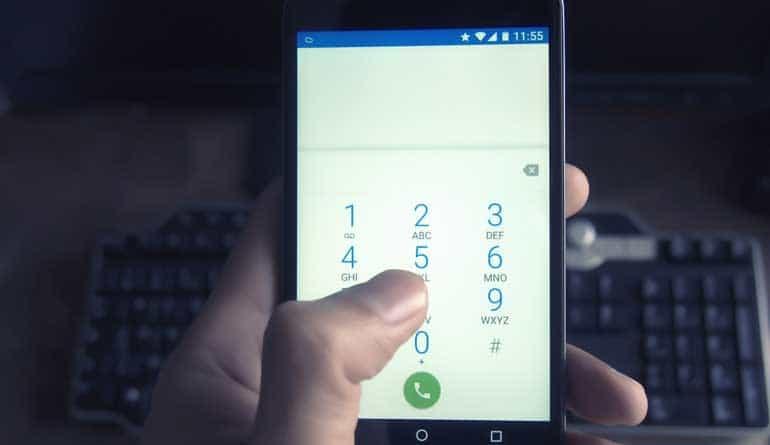 カケホーダイから除外される電話番号