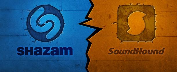 ShazamとSoundhound