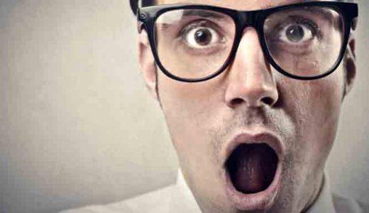 「驚き」が語る4タイプの微表情